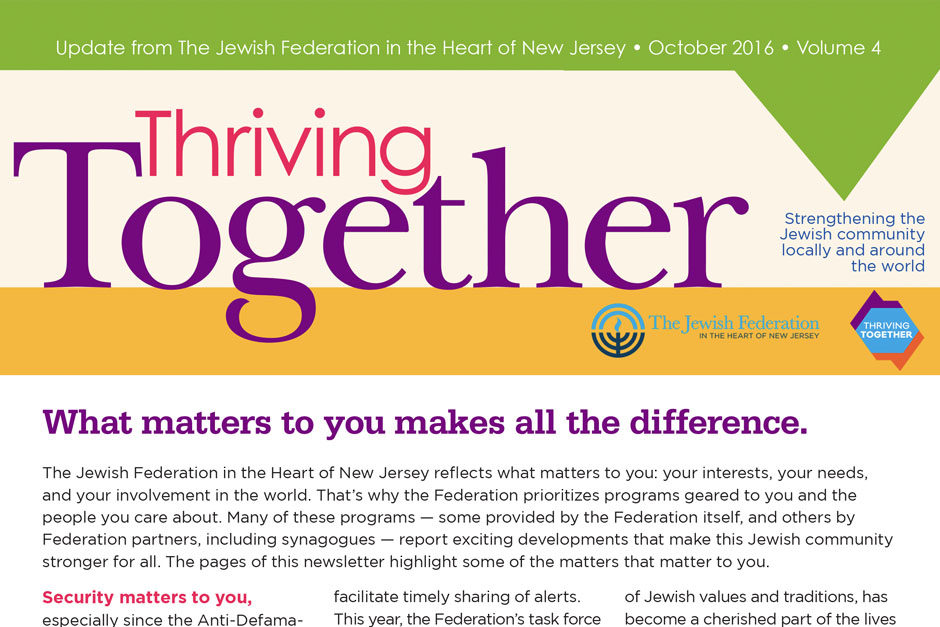 Jewish Federation of Middlesex County
